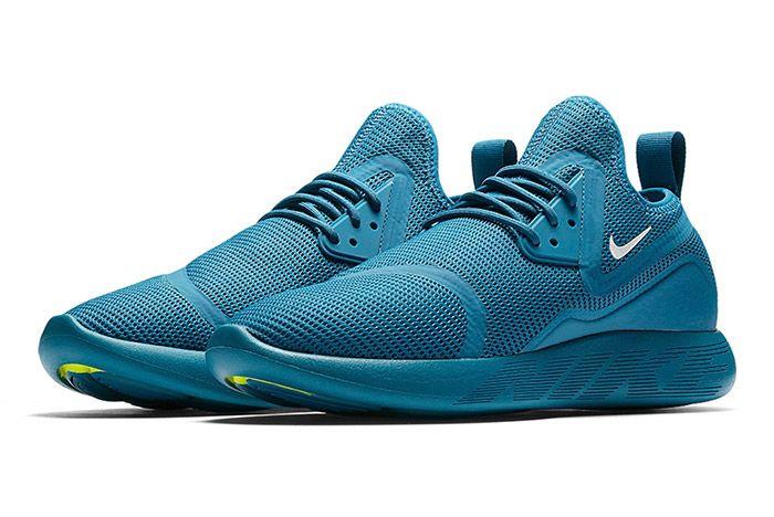 Nike Lunarcharge Breathe Blue 1