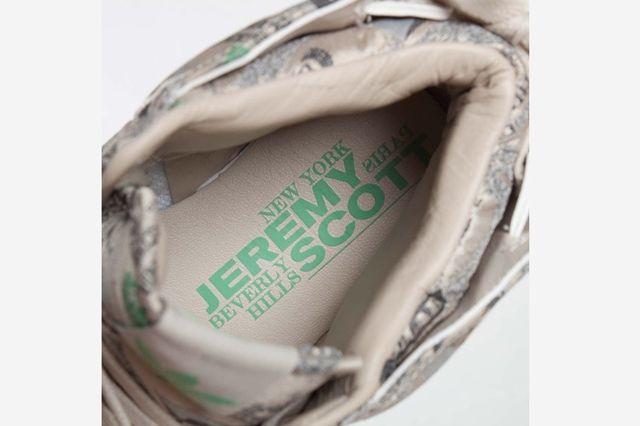 Adidas Jeremy Scott Money Insole