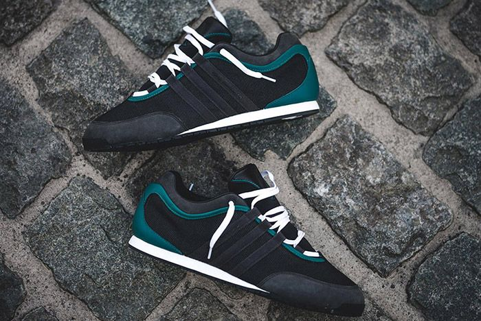 Adidas Y 3 Boxing Charcoal Teal 5