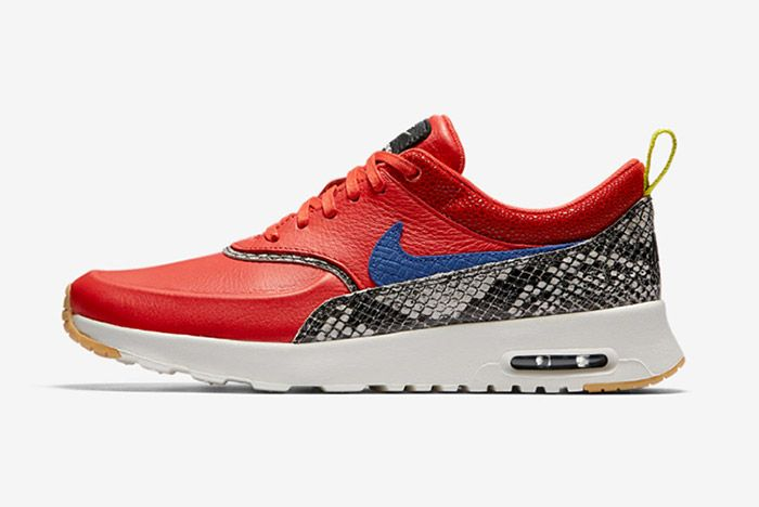 Nike Air Max Thea Lx Max Orange 2