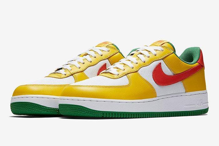 Nike Air Force 1 Carnival Pack 2017 12