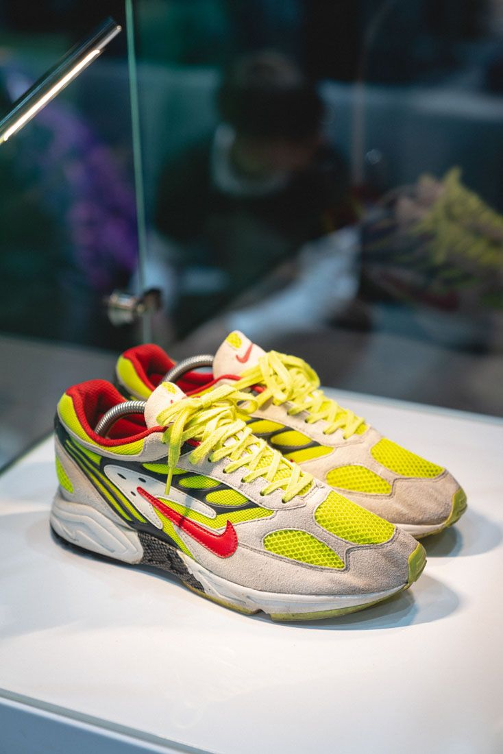 Sneakerness Zurich 2019 Event Recap 20 Nike Old Display