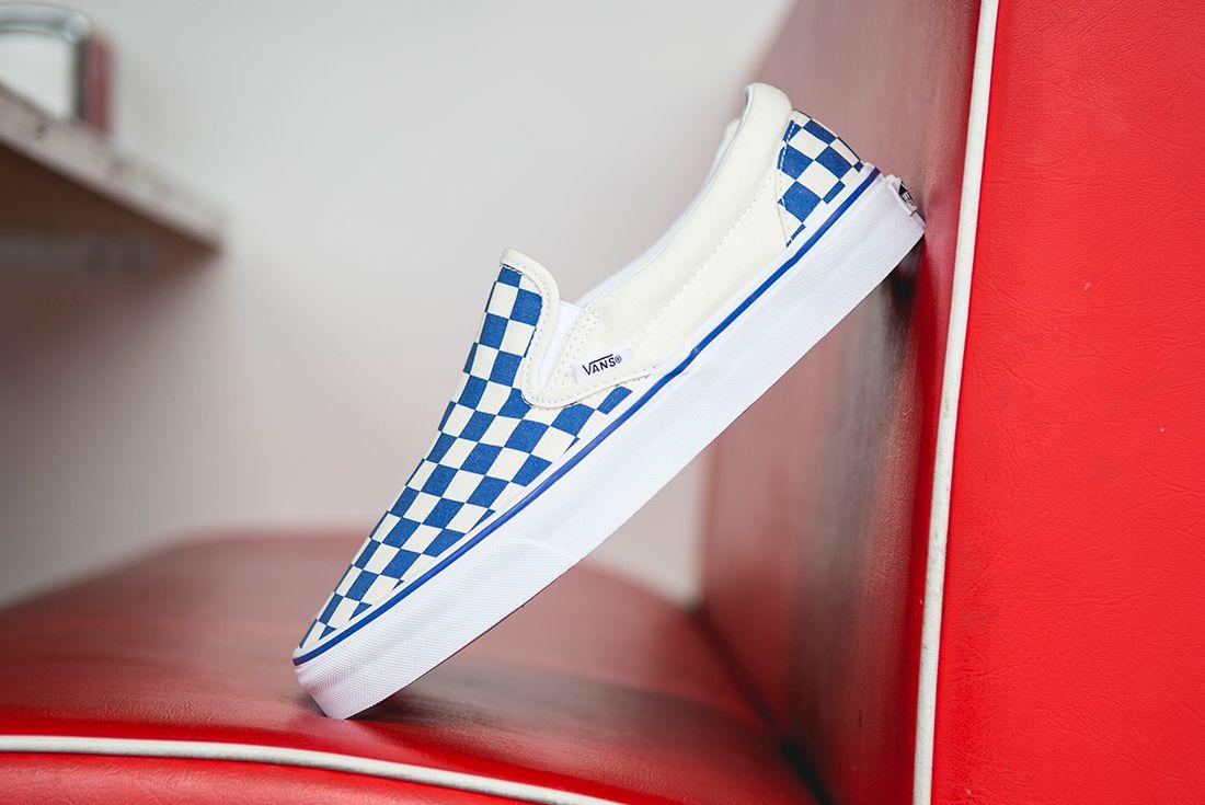 Vans Slip On Checkered Sneaker Freaker 6