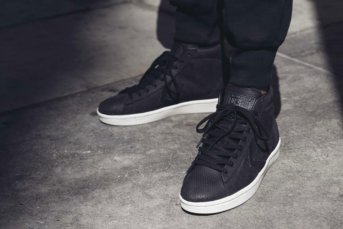 Converse Debuts New Pro Leather '76 Collections 2
