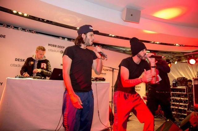 Reebok Pump Party France 8