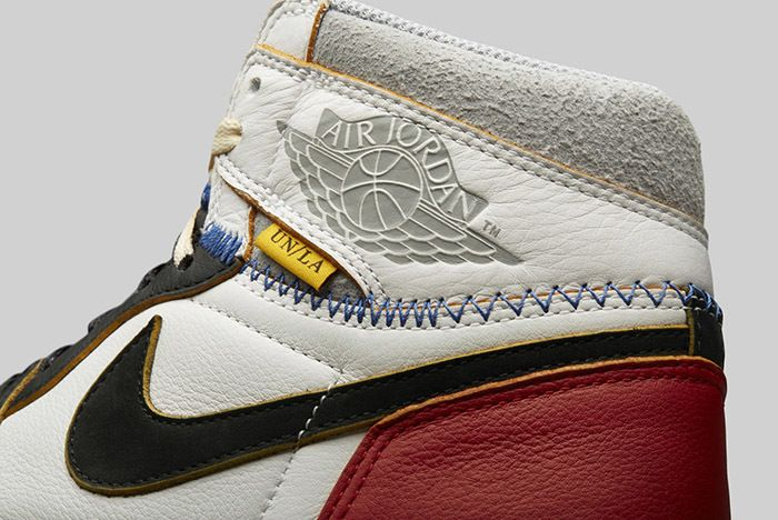 Union Air Jordan 1 Colab Official 2