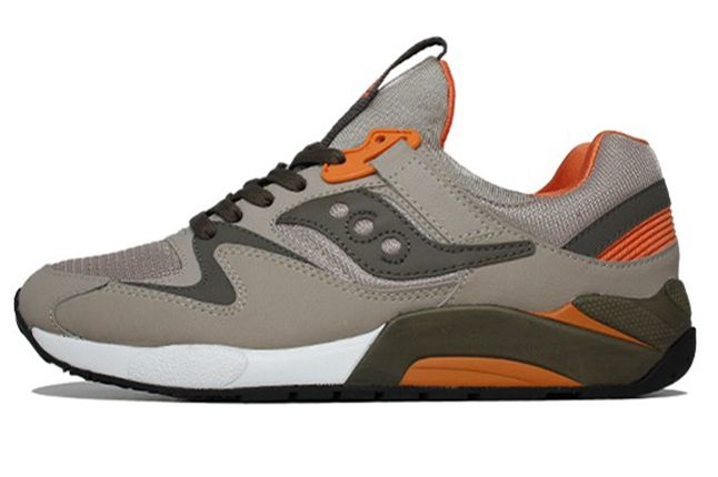Saucony Grid 9000 Tan 1