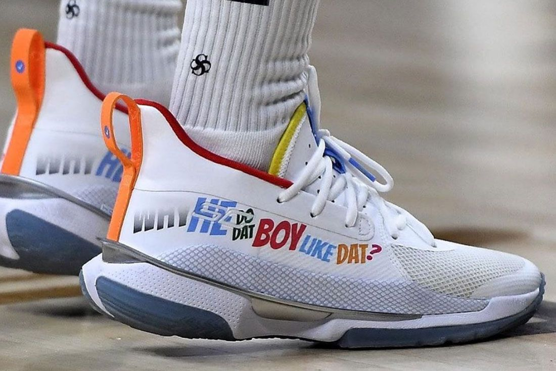 Under Armour Curry 7 Boy Like Dat Right