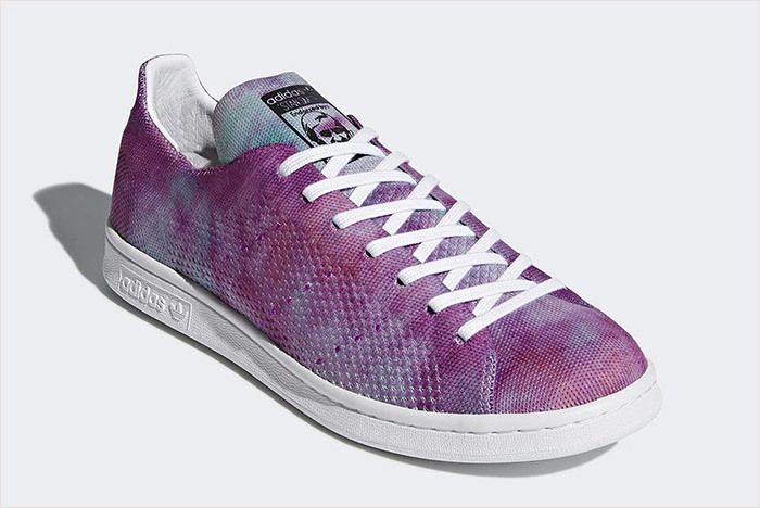 Pharrell Williams Adidas Holi Stan Smith Purple 5