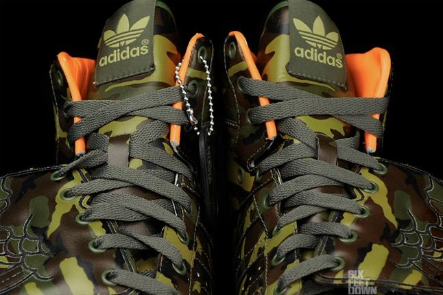 Adidas Jeremy Scott Camo Wings 6 1