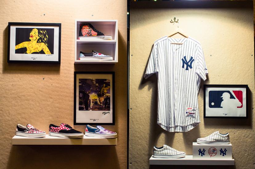 Vault By Vans Anniversary Yankees