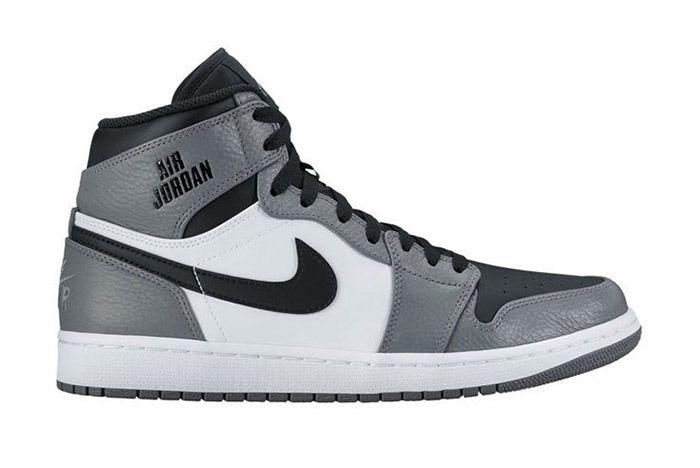 Air Jordan 1 High Rare Air Retro Grey