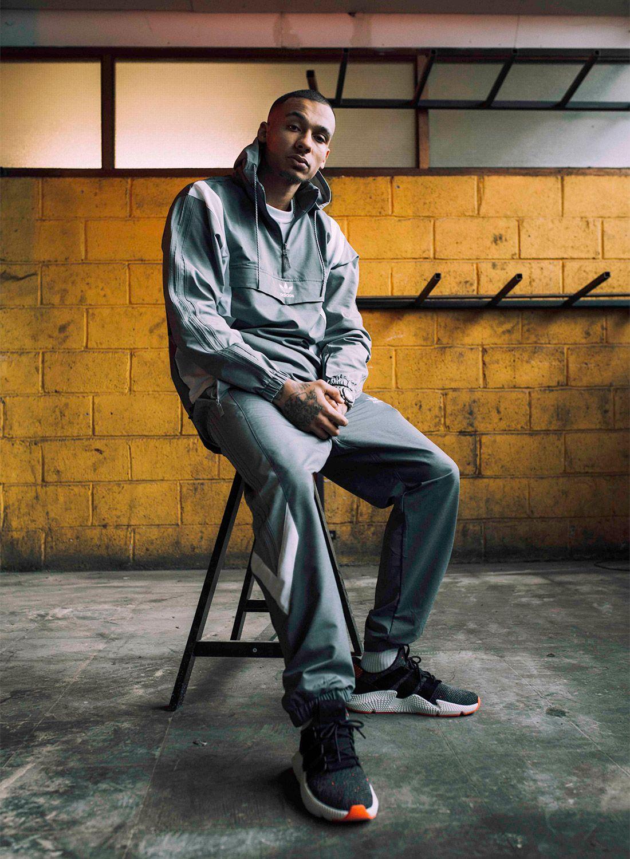 Adidas Prophere London England Fredo Suspect Harlem Spartans Sneaker Freaker 23