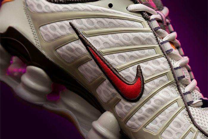 Size Nike Shox Tl Viotech Swoosh