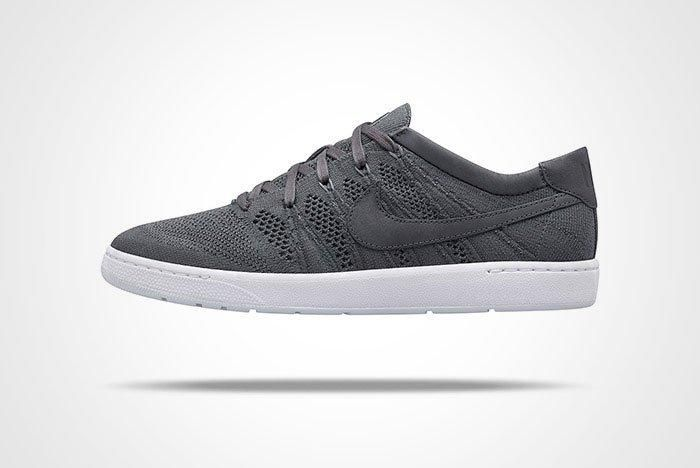 Roger Federed Nike Tennis Classic Ultra Flyknit Wimbledon Grey Thumb