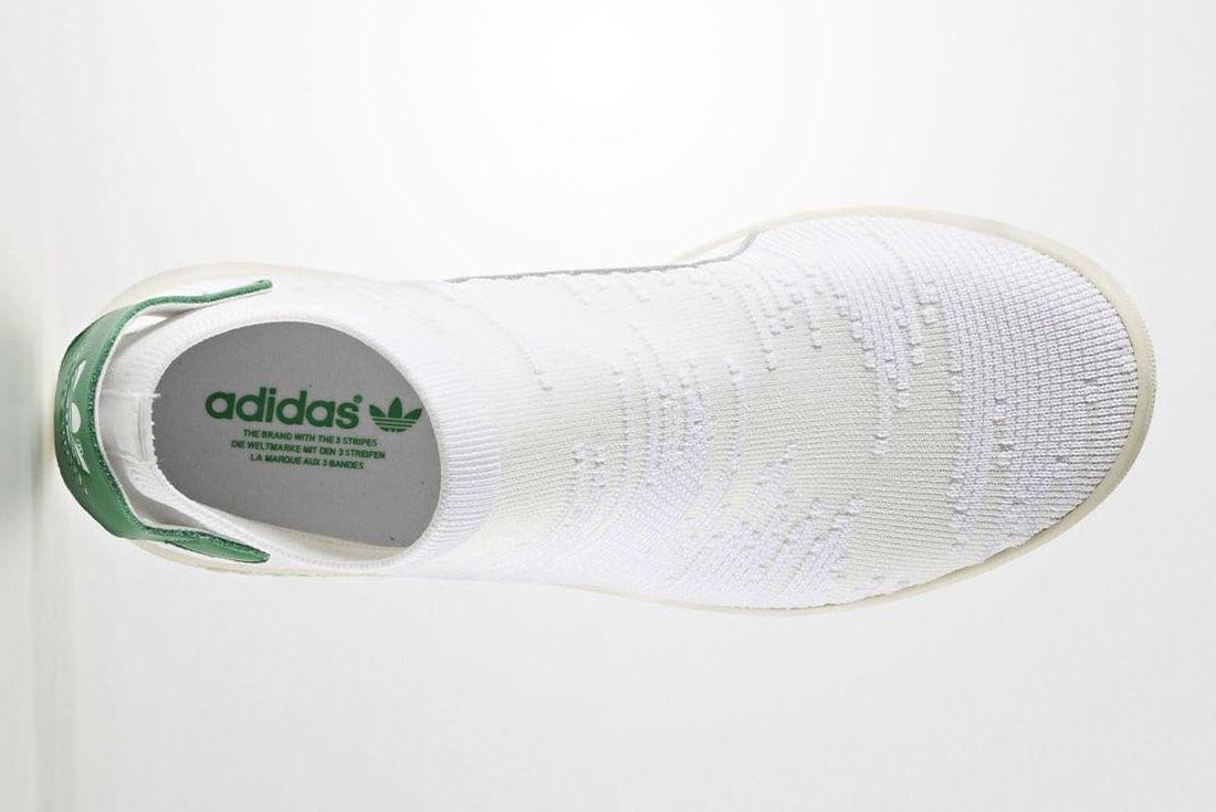 Adidas Stan Smith Sock Primeknit 11