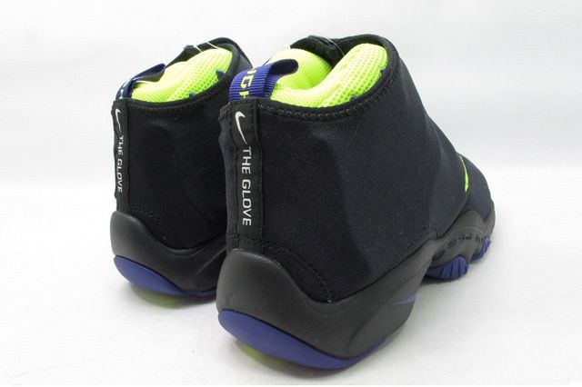 Nike Air Zoom Flight The Glove Black Neon 4