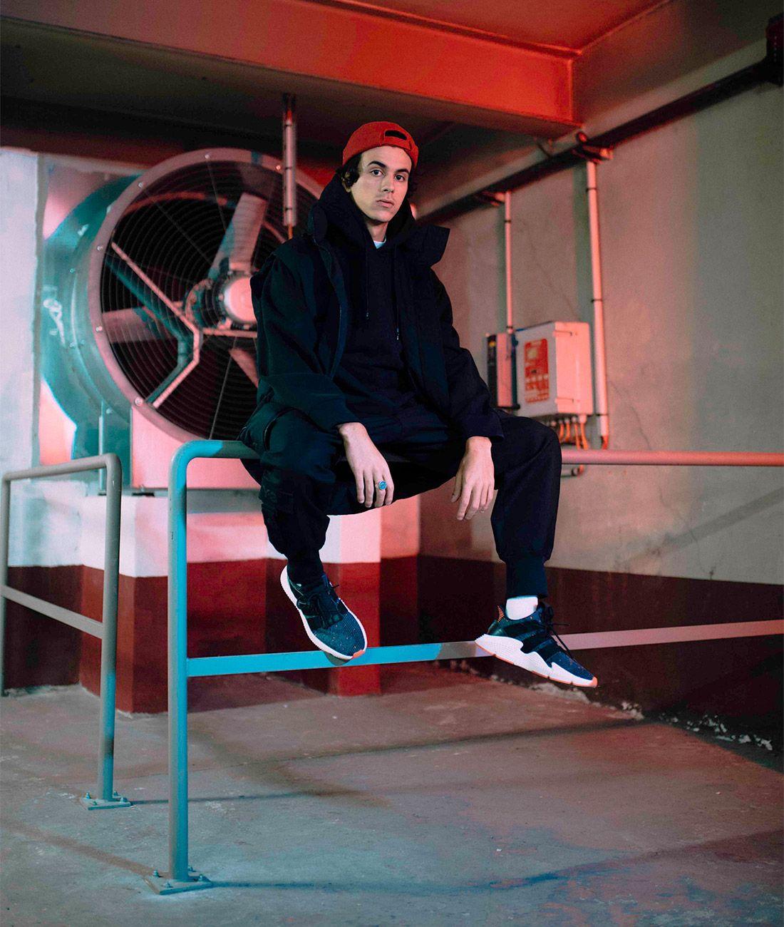 Adidas Prophere Paris France Jokair Sneaker Freaker 5