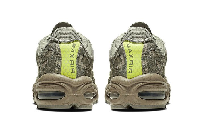 Nike Air Max Tailwind 4 Camo Bv1357 001 Release Date Heel