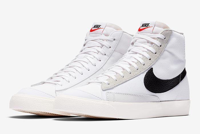 Slam Jam Nike Blazer Front Angle Shot 5