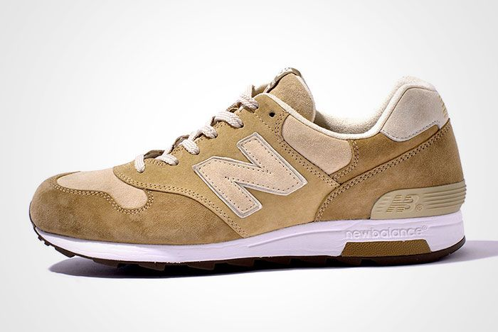 Beams New Balance 1440 Tan Thumb