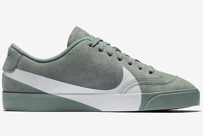 Nike Blazer Low Mica Green Release E