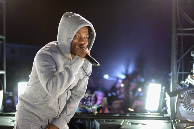 Reebok Kendrick Lamar Concert 7