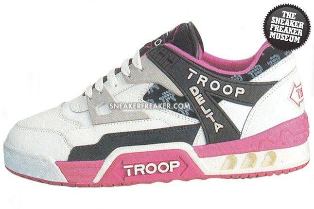 Troop Delta Low 1