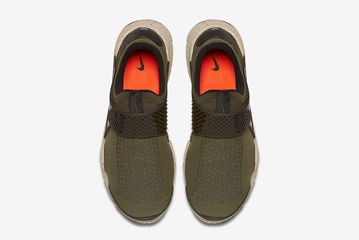 Nike Sock Dart Se Cargo Khaki 3
