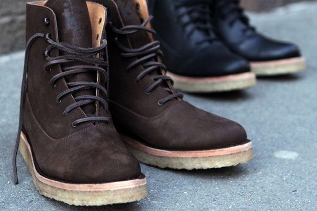 Fieg Caminando Office Boots Hero 1