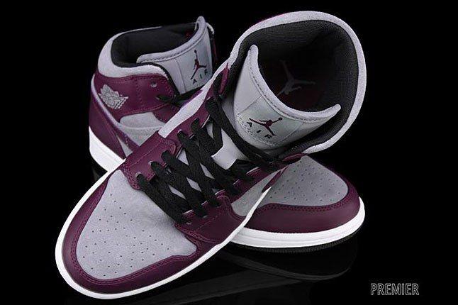 Air Jordan Bordeaux 1