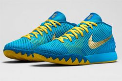 Kyrie 1 Current Blue Thumb