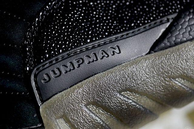 Air Jordan 12 Ovo Black 4
