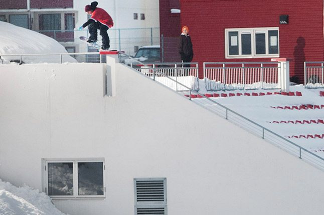 Nike Snowboarding Chapter 1 1