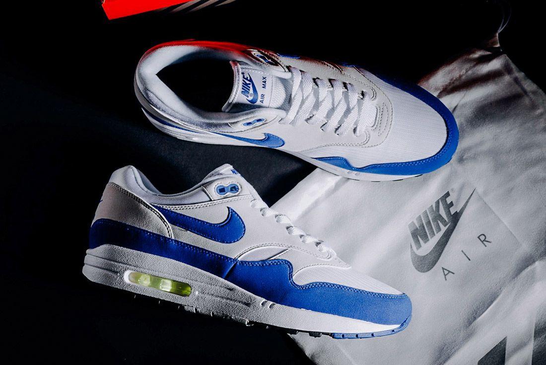 Nike Air Max 1 Og Anniversary Blue 6