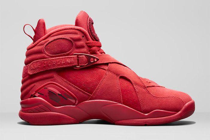 Air Jordan 8 Valentines Day Aq2449 614 Sneaker Freaker 2