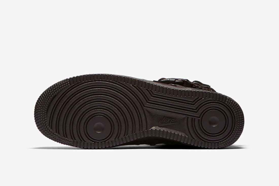 Nike Sf Air Force 1 Velvet Brown8