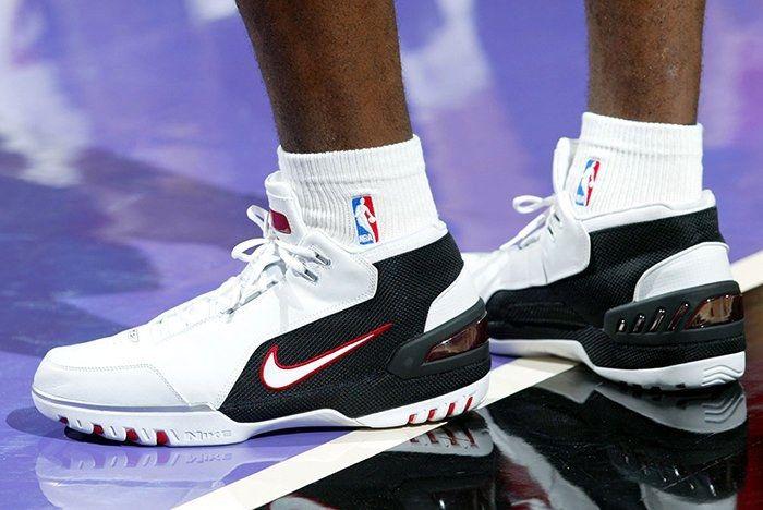 Lebron Nike Air Zoom Generation 9 1
