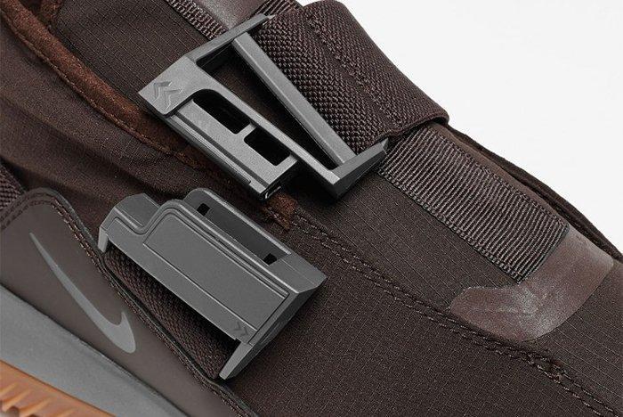 Nike Kmtr Premium Velvet Brown 4