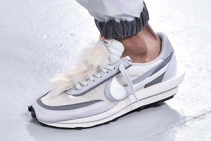 Sacai X Nike Paris Blazer Mid Fw19 Sneaker Freaker2