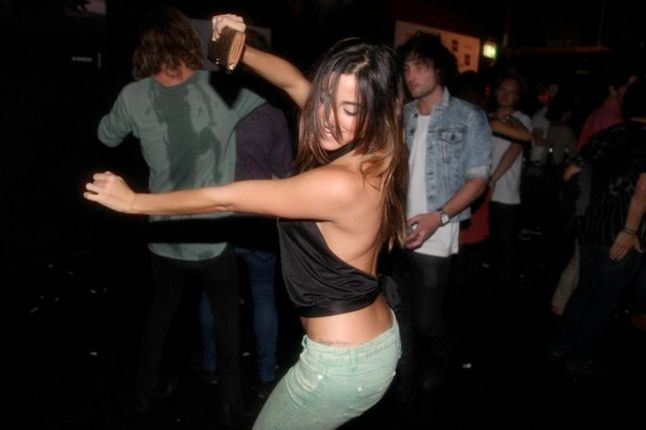 G Shock Sydney Party Sweat 1