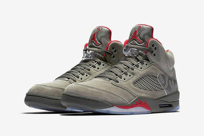 Air Jordan 5 Dark Stucco 4