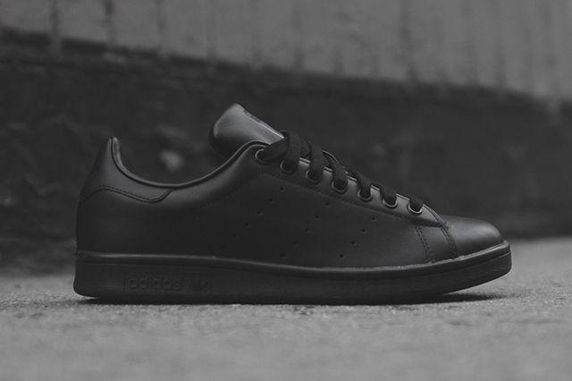 Adidas Stan Smith Triple Black 7