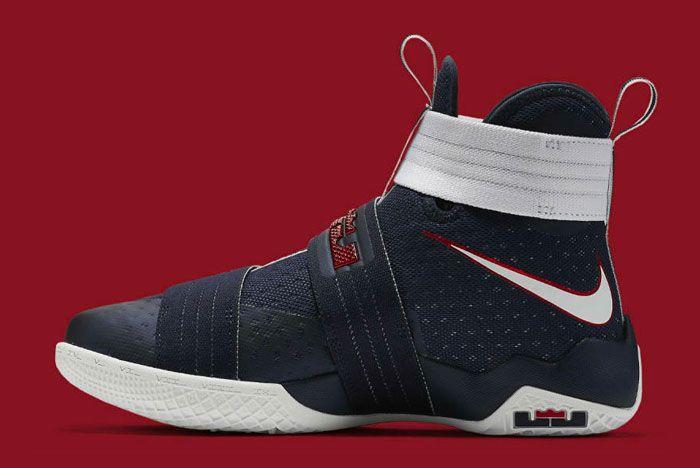 Nike Lebron Soldier 10 Usa 4