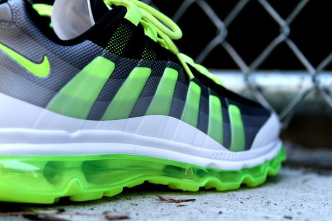 Nike Air Max 95 Bb Grey Volt 05 1