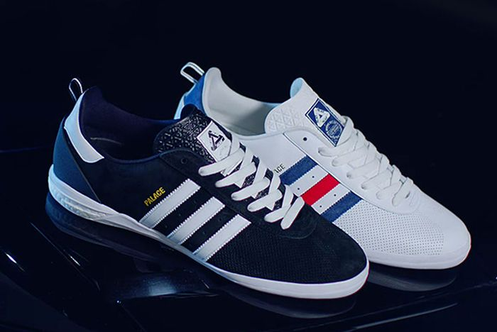 Palace X Adidas Indoor Pack 1