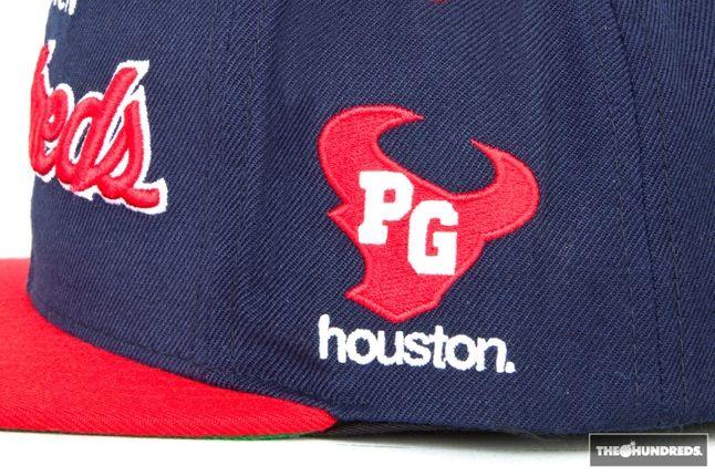 The Hundreds Houston Team Hat 5 1