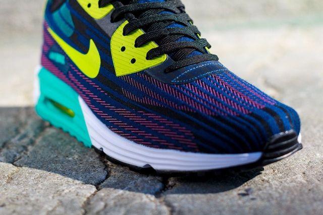 Nike Air Max Lunar 90 Jacquard New Colours 9