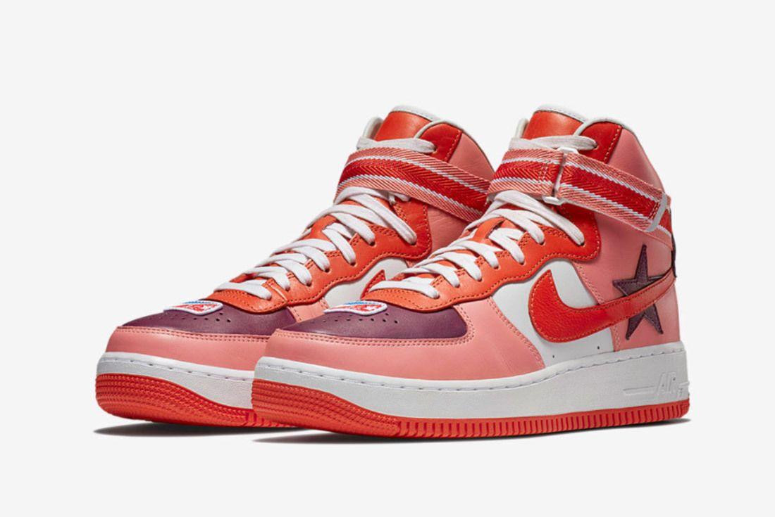 Riccardo Tisci Nike Air Force 1 High 10