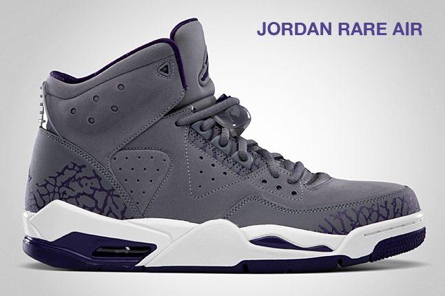 Jordan Rare Air Cool Grey 1